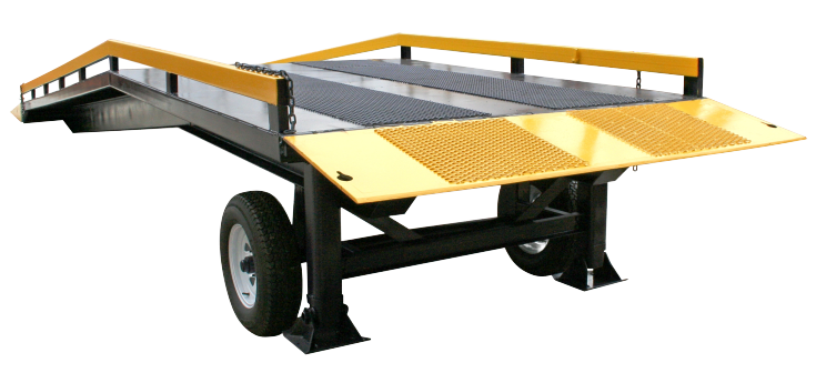 Adapt-A-Ramp M35 Series portable loading ramp