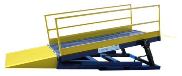 LD5000 Small Equipment Loading Ramp Series