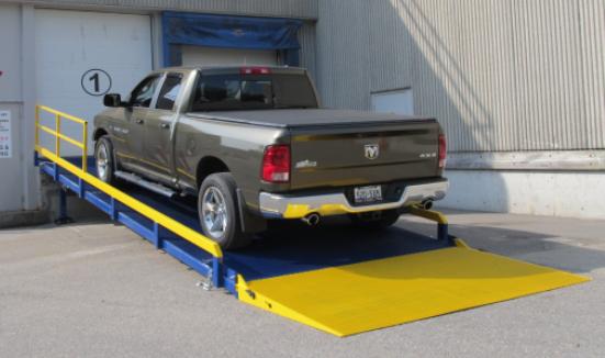 Adapt-A-Ramp GTD series ramp