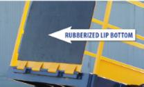 HD5000 Rubberized Lip Bottom