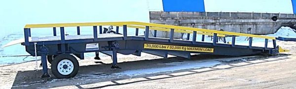 SHD70 Portable Loading Ramp Series