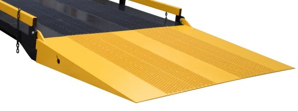 HD50 series ramp tail plate