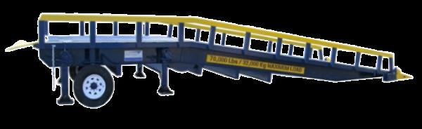 SHD 70 ramp