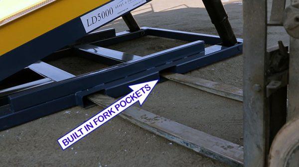 Adapt-a-Ramp---built in fork pockets